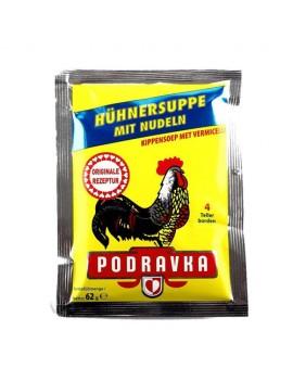 Hühnersuppe Podravka...