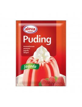Pudding Erdbeere Aleva...