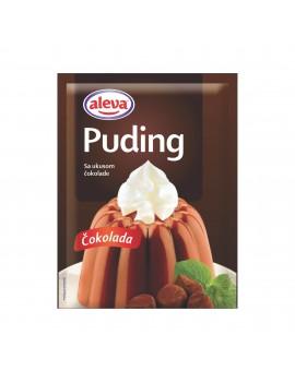 Pudding schokolade...