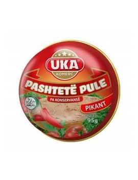 Hühnerpastete Pikant...